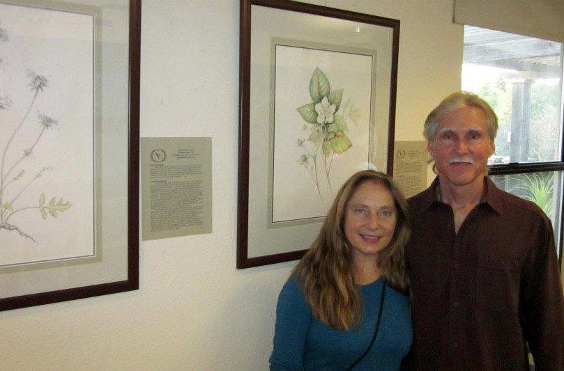 Claudia Stevens at UCSC